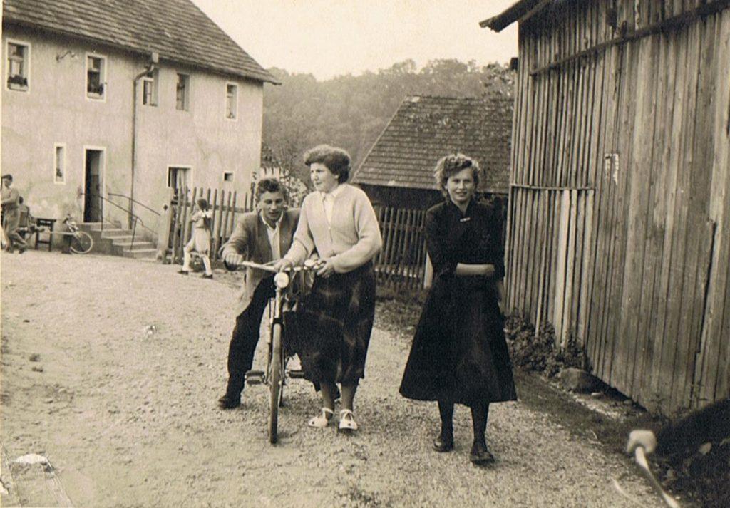 Vereinsheim 1954