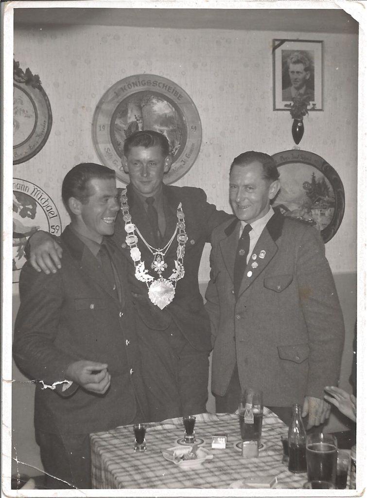 Königsfeier 1958