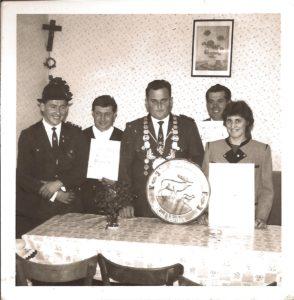 Königsfeier 1963