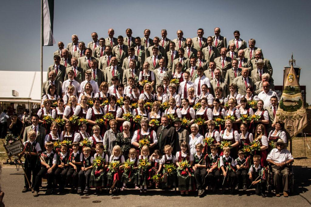 Gruppenbild Fest 2013