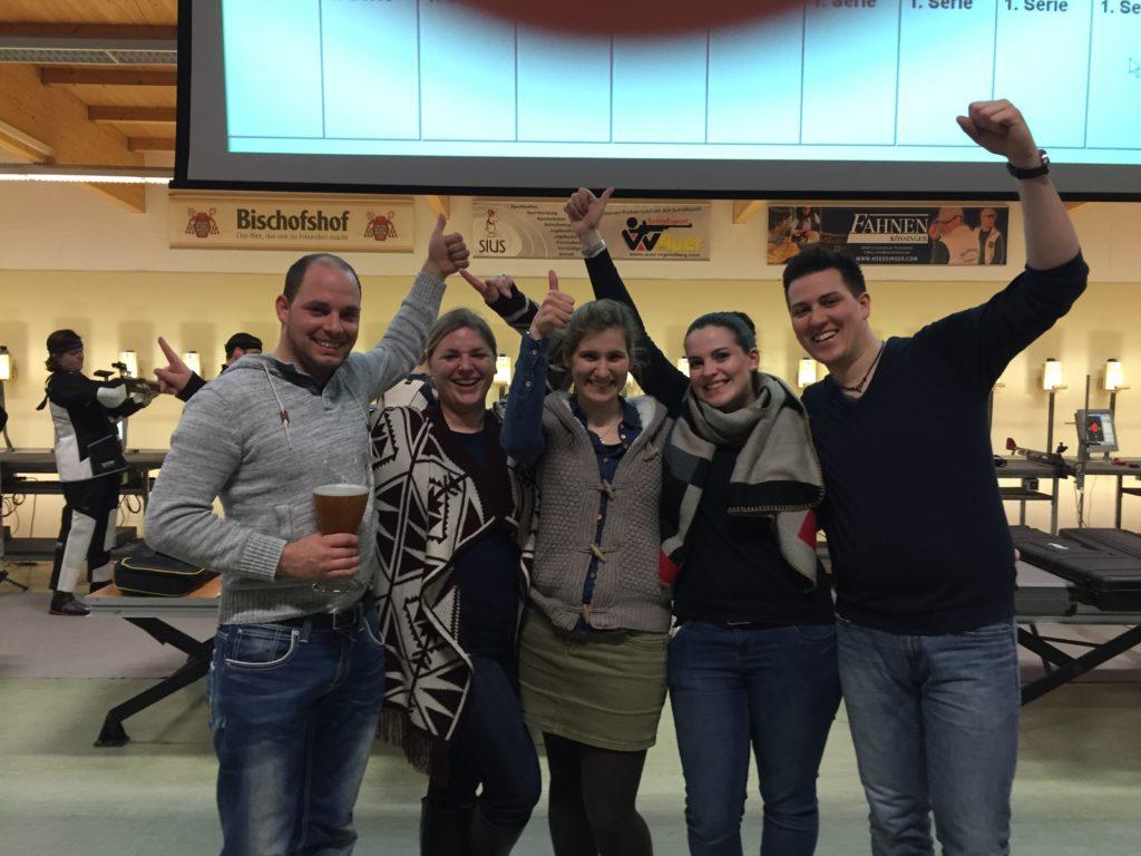 Oberpfalzliga Mannschaft