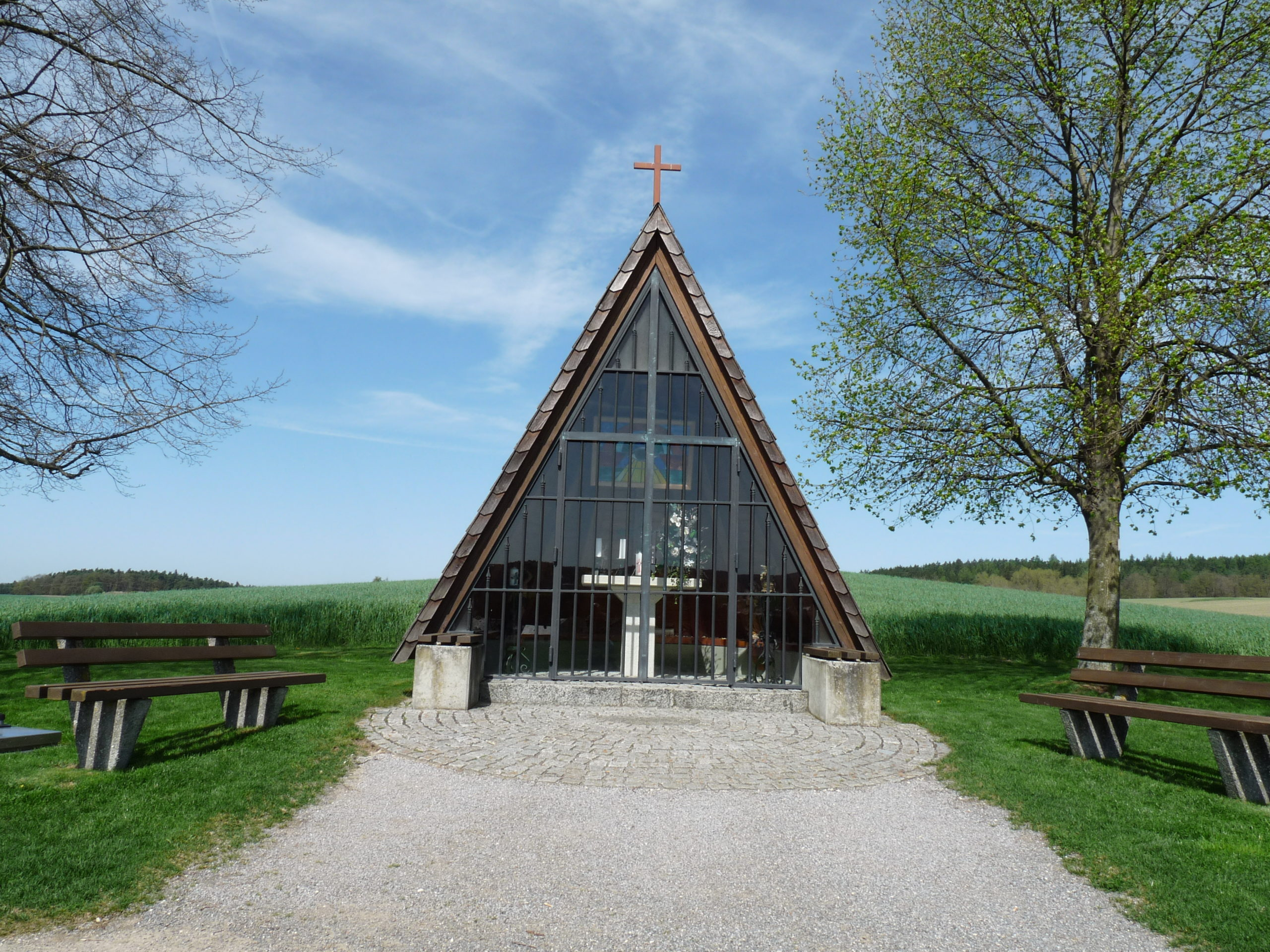 Kapelle Frontal
