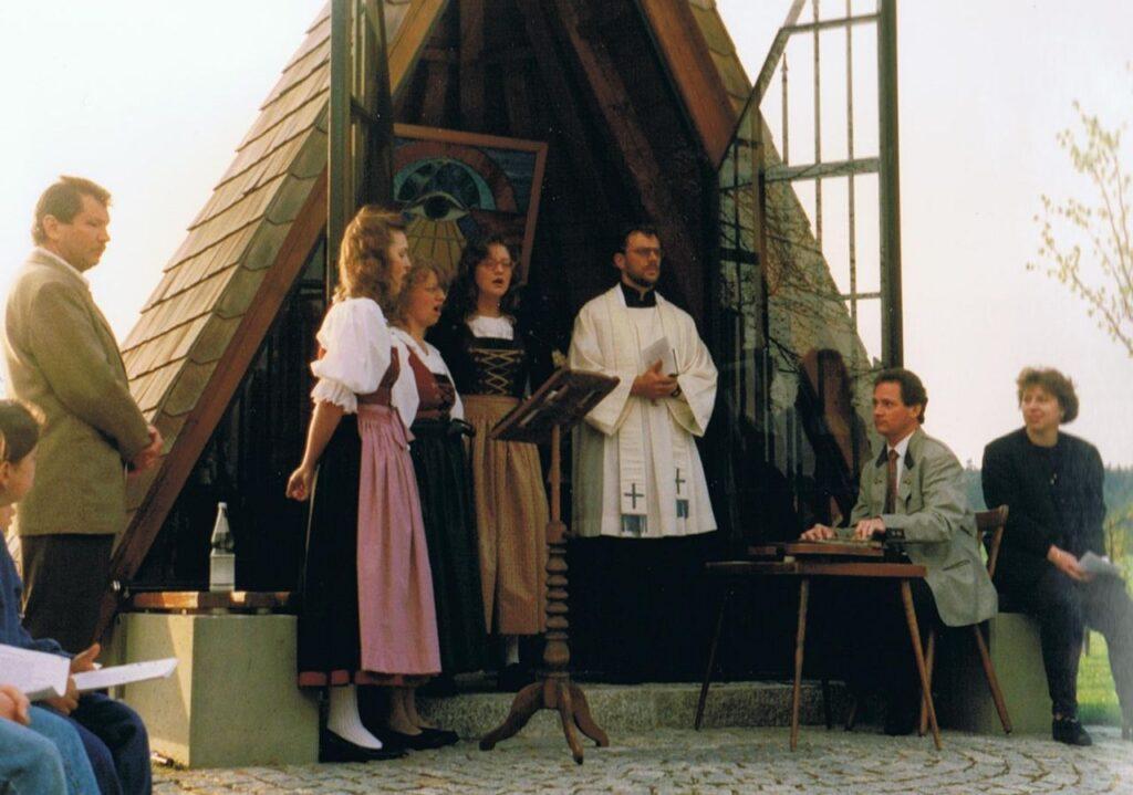 Maiandacht, Gambachtaler Sängerinnen