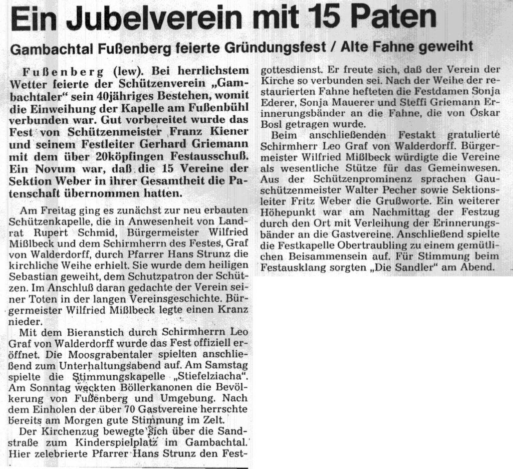 Pressebericht 93