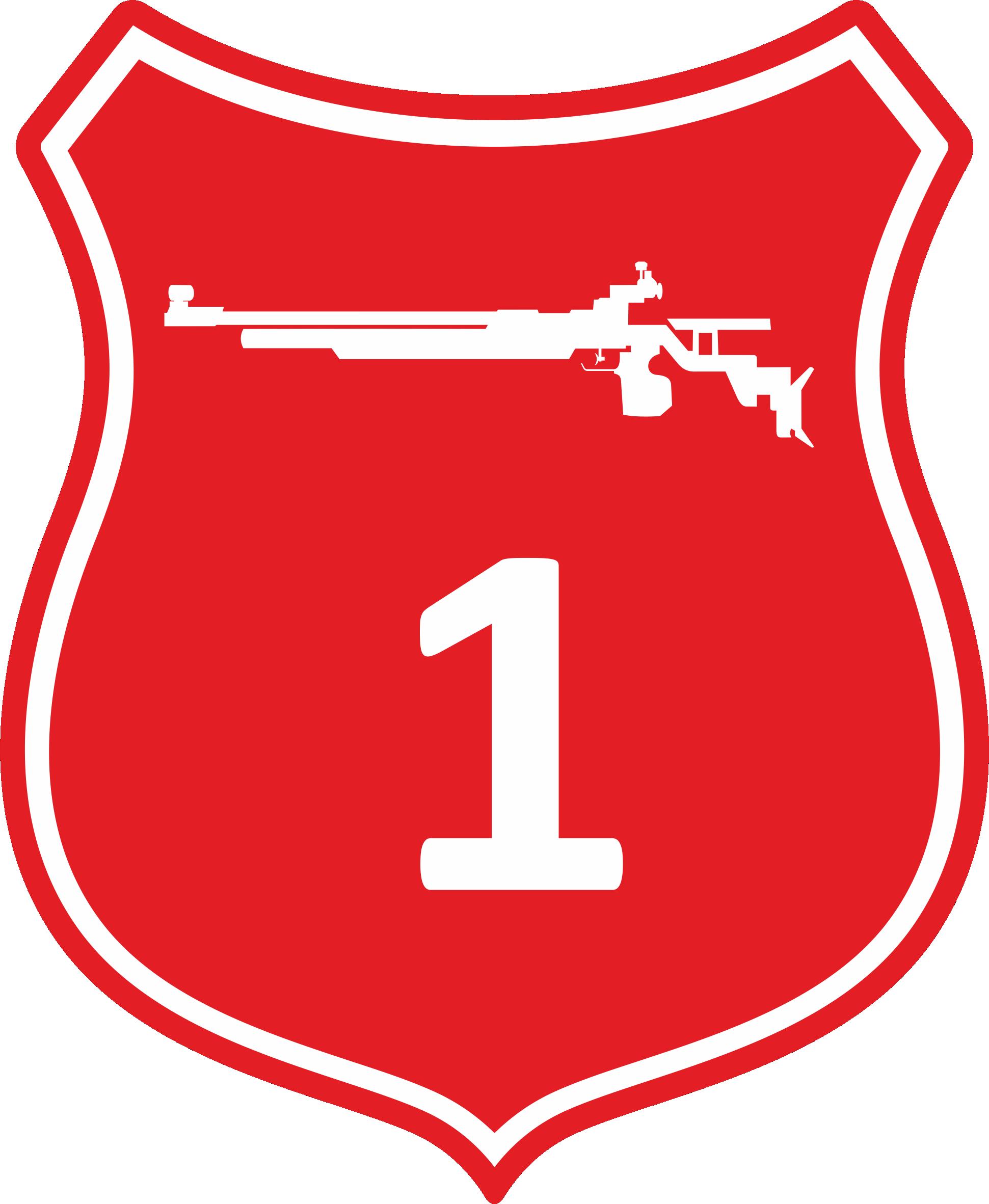 Luftgewehr 1